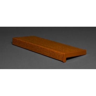Glaf PVC de Interior Stejar Auriu - 15 cm