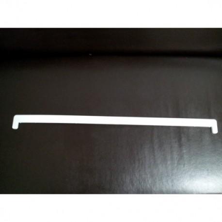 Capac Dublu Glaf PVC Inter. 603*7*43mm Alb