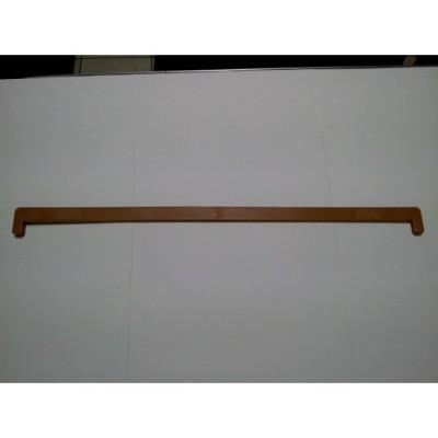 Capac Dublu Glaf PVC Interior 603*7*43mm Stejar Auriu