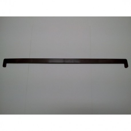 Capac Dublu Glaf / Pervaz PVC Interior 603*7*43mm Maro