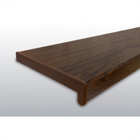 Glaf PVC de Interior WENGE - 20 cm
