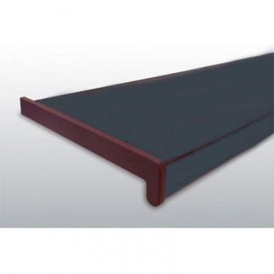 Glaf PVC de Interior Gri Antracit - 30 cm