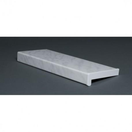 Glaf PVC de interior alb